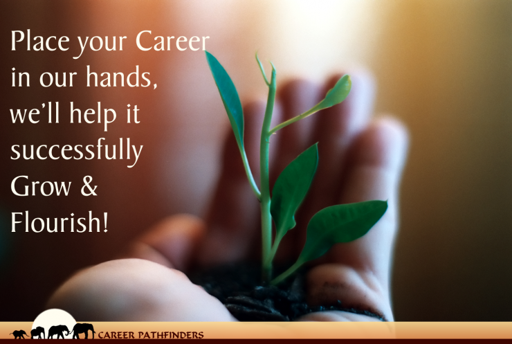 Career Pathfinders Advertising Campaigne. Trusted Hospitality Recruiters since 1997