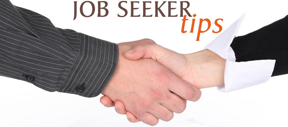 Job seekers tips   Career Pathfinders